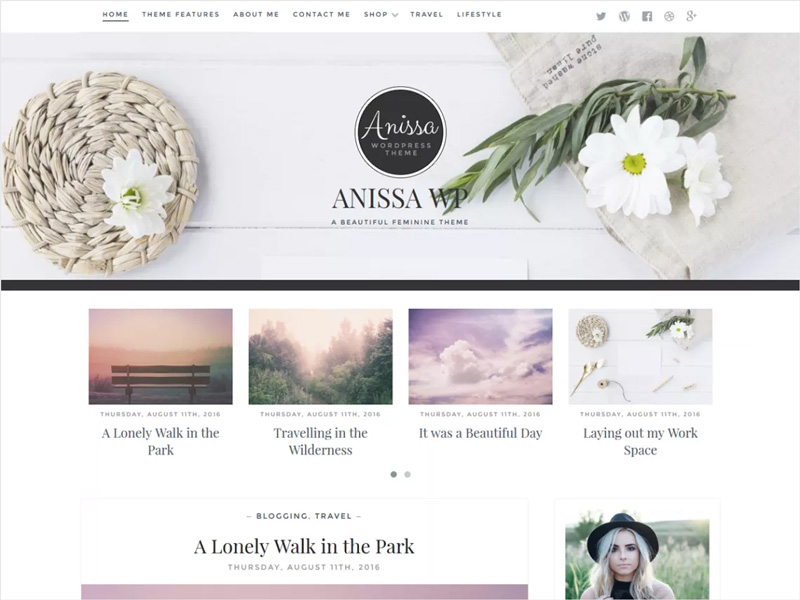 Anissa-Free-Beautiful-WordPress-Blogging-Theme
