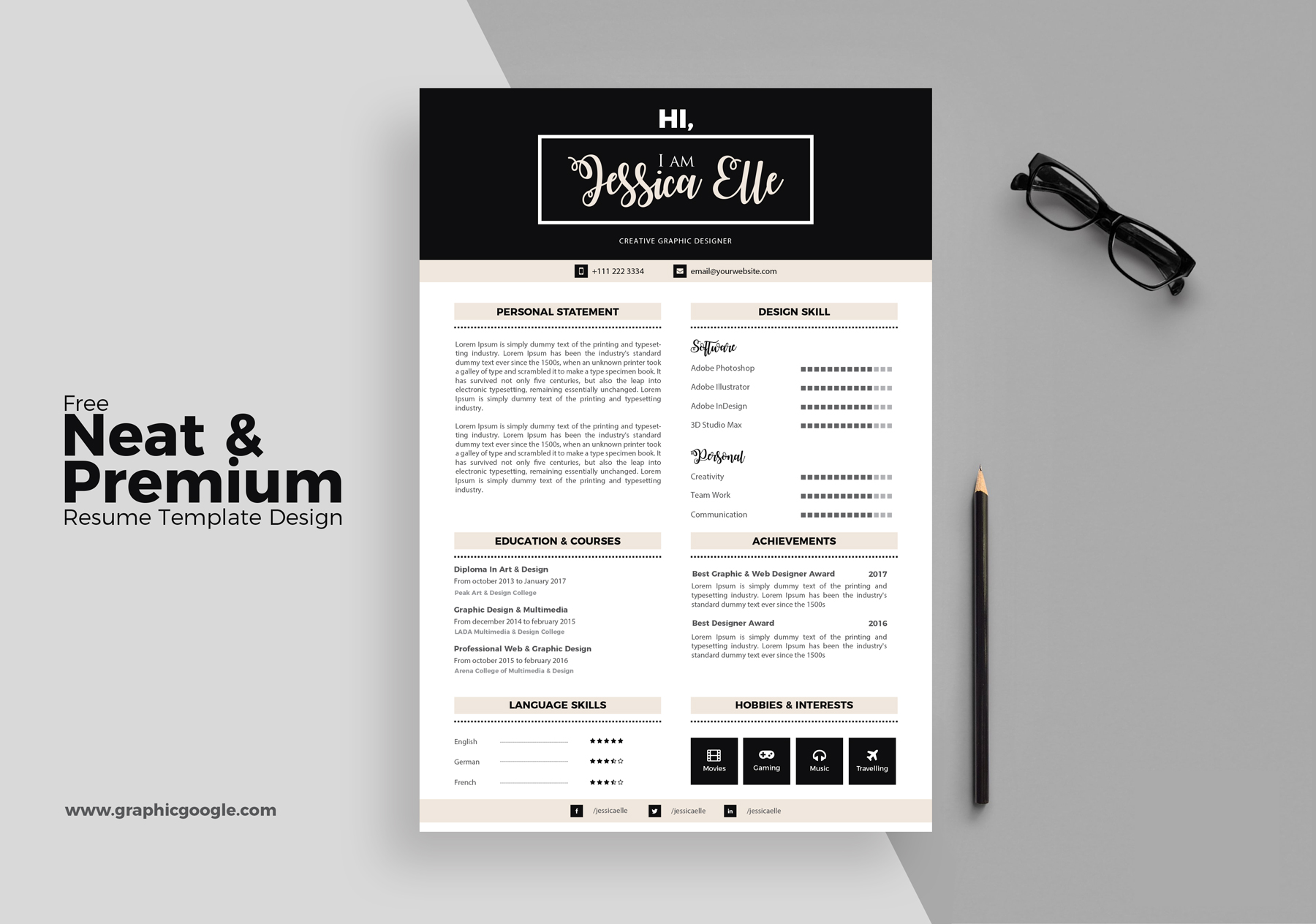 best resume designs 2017