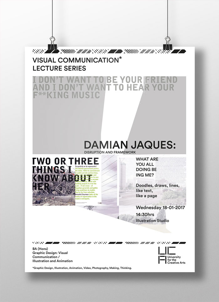 Visual-Communication-Lecture-Poster