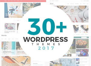 30+ Newest Free Ecommerce, Blog / Magazine SEO Ready WordPress Themes For 2017
