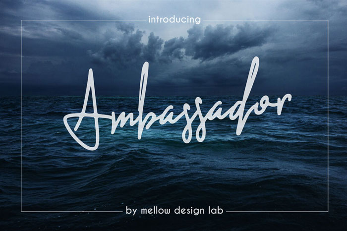 Ampaggador-Journey-Style-Font