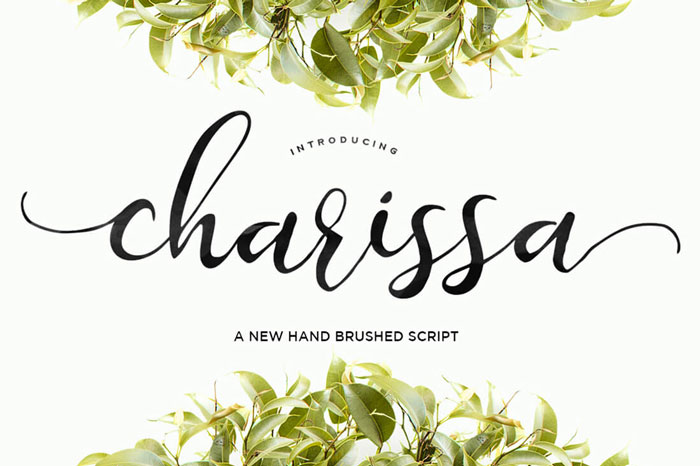 Charissa-Hand-Lettered-Script