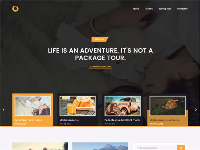 Dot-Blog-Creative-Blog-Free-WordPress-Theme