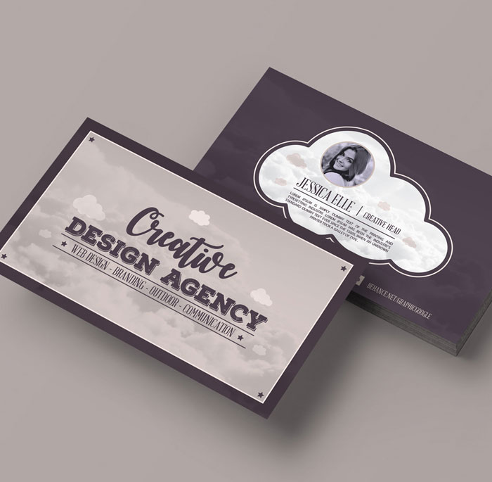 Free-Creative-Design-Agency-Vintage-Business-Card-Template