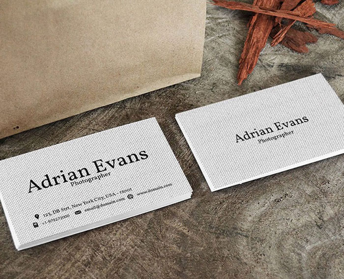 Free-Polka-Handmade-Business-Card