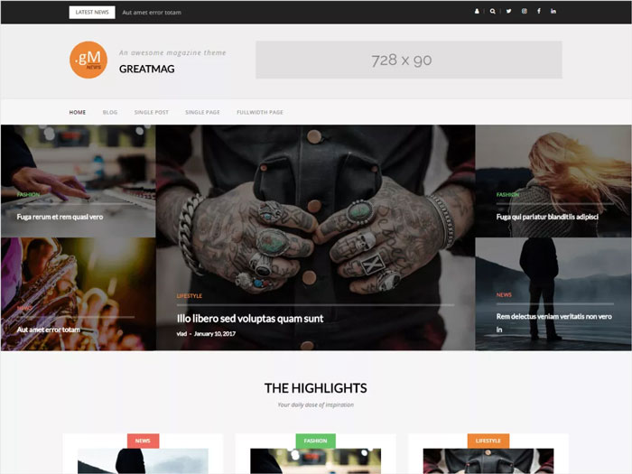 GreatMag-Modern-Magazine-Free-WordPress-Theme