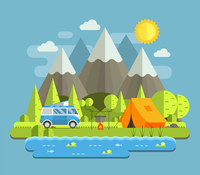 How-to-Create-a-Mountain-Landscape-in-Flat-Style-in-Adobe-Illustrator