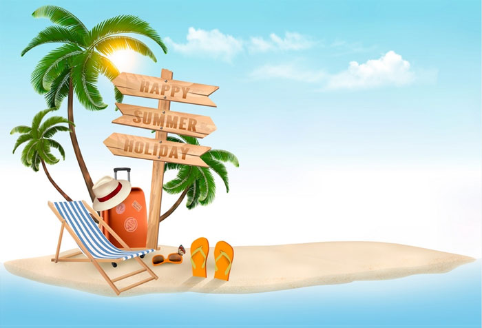 How-to-Create-a-Summer-Vacation-Background-in-Adobe-Illustrator