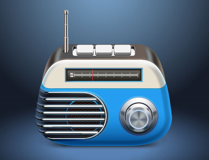 Learn-to-create-a-Vector-Radio-in-Adobe-Illustrator