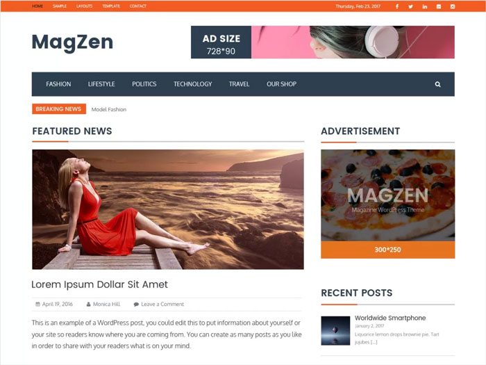 MagZen-Perfect-Responsive-Magazine-Style-Free-WordPress-Theme