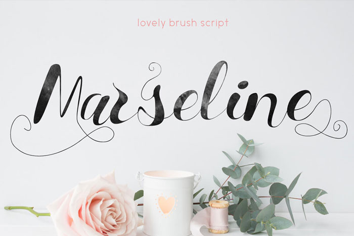 Marseline-Lovely-Brush-Script