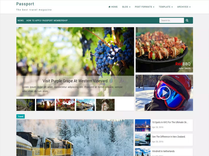 Passport-Responsive-Free-WordPress-Theme-for-Magazines-&-Newspaper