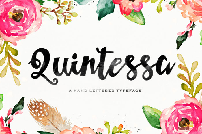 Quiintessa-Hand-Lettered-Typeface