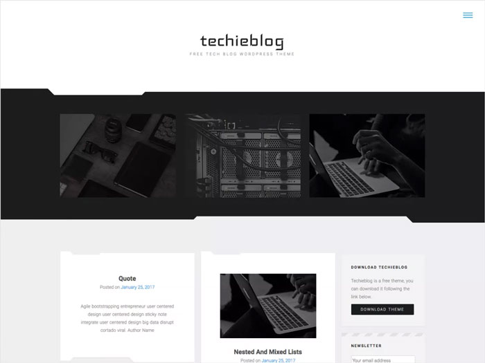 Techieblog-Free-Modern-WordPress-Theme