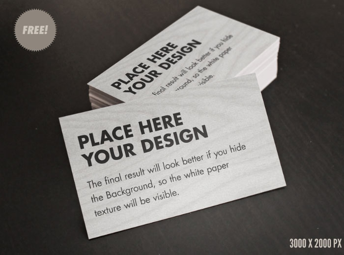 Free-Classic-Business-Card-Mockup