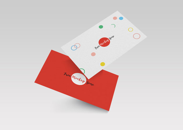Free-Falling-Business-Card-Mockup-PSD-Template