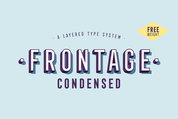 Frontage-Free-Sans-Serif-Condensed-Font