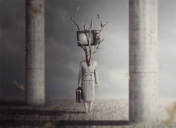 How-to-Create-a-Surreal-TV-Head-Photo-Manipulation-With-Adobe-Photoshop