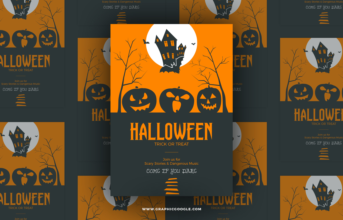 Free-Halloween-Trick-or-Treat-Vector-Template
