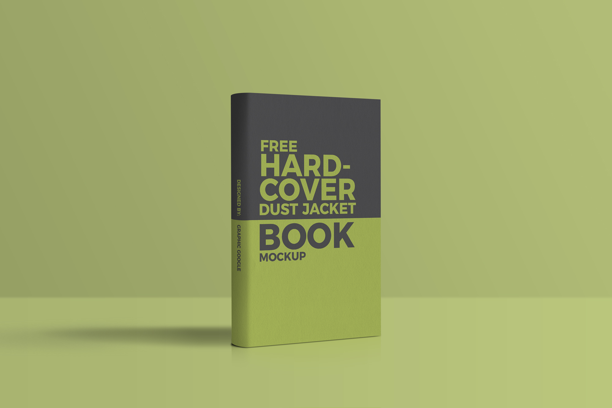 Free-Hardcover-Dust-Jacket-Book-Mockup