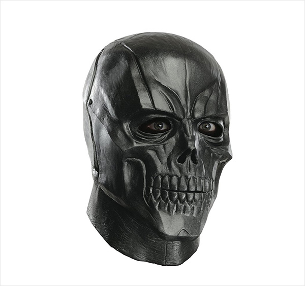 Rubie's-Costume-Men's-Arkham-City-Adult-Deluxe-Overhead-Latex-Black-Halloween-Mask
