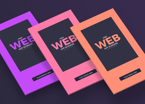 Free Web App Screens Mockup