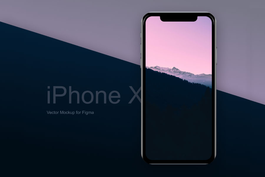 iPhone-X-Vector-Mockup-for-Figma