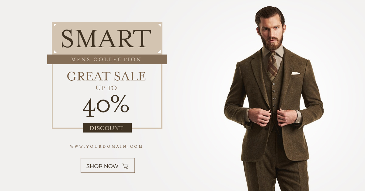 Facebook-Smart-Mens-Collection-Banner