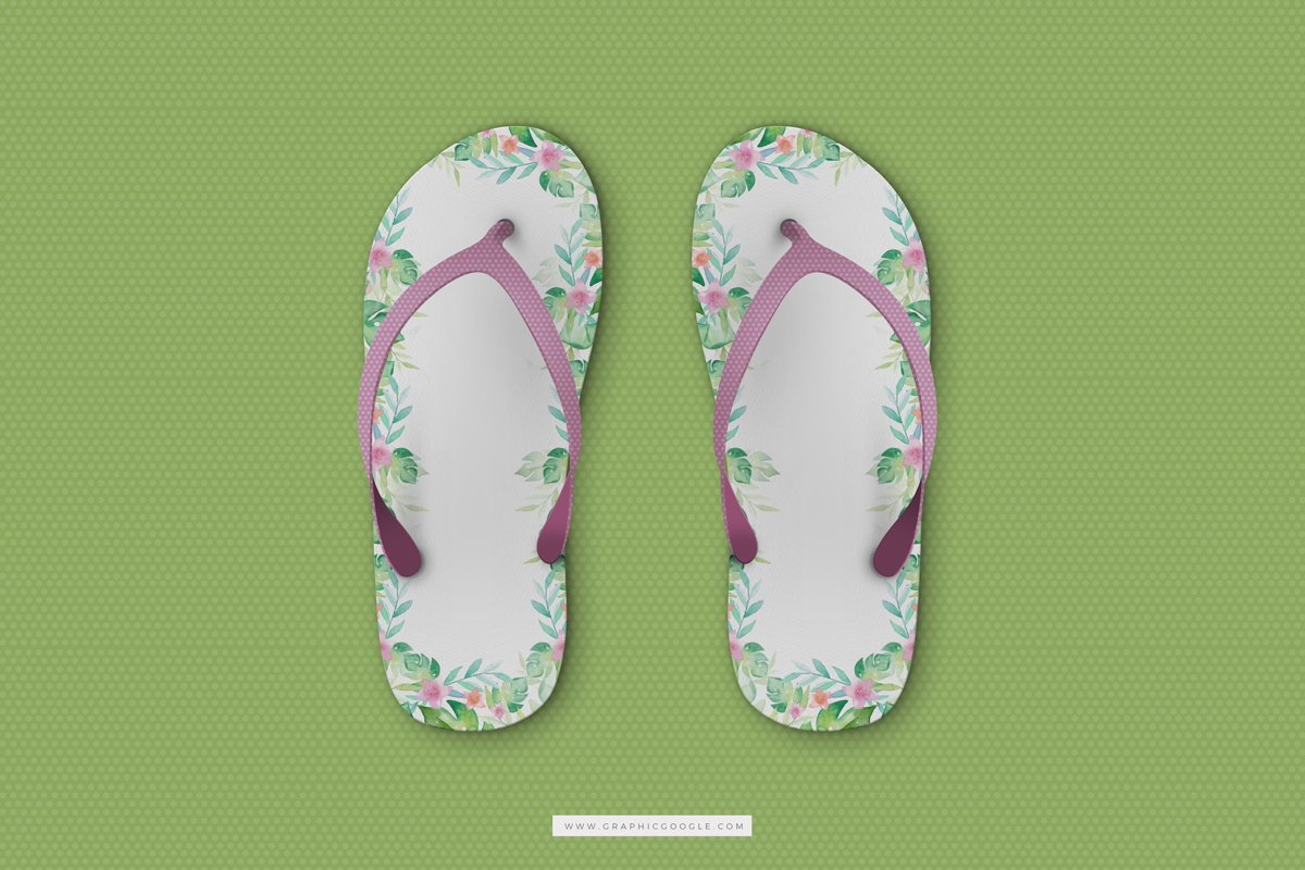 Free-Beach-Slippers-Mockup