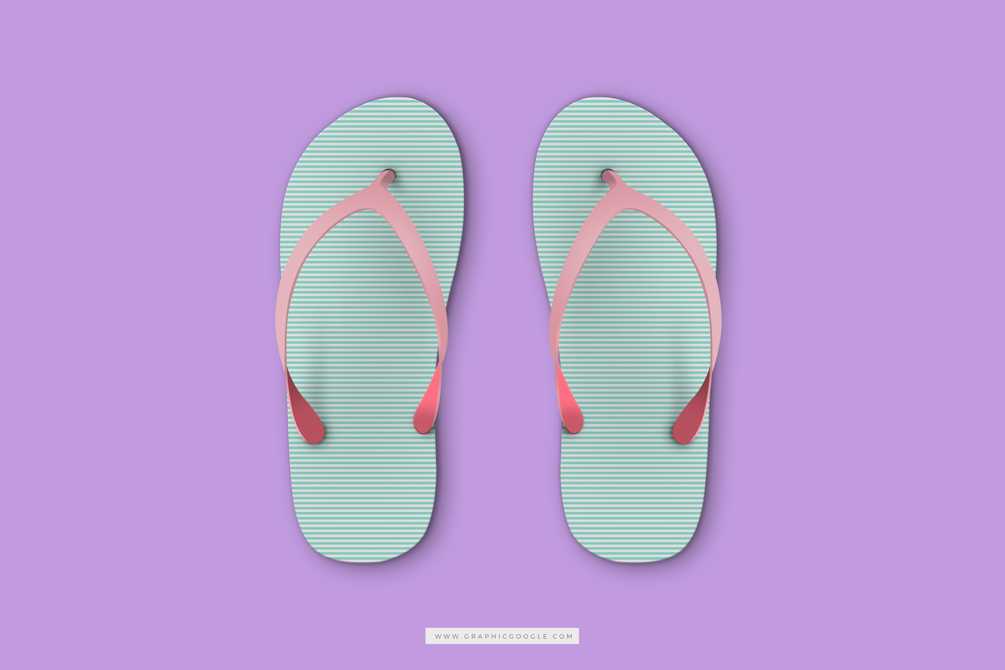 Free-Beach-Slippers-PSD-Mockup