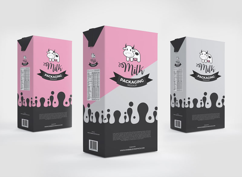 Free-Milk-Packaging-Box-Mockup