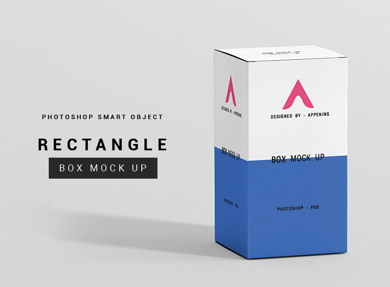 Free-Rectangle-Box-Mockup