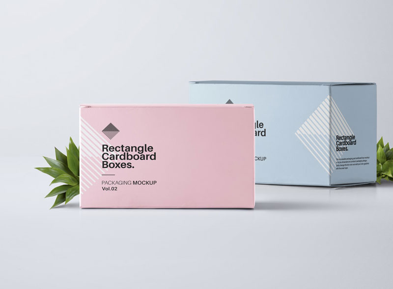 Free-Rectangular-Packaging-Psd-Box-Mockup