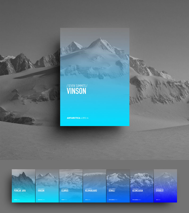 SEVEN-SUMMITS-Visions-Creative-Poster-Design-For-Inspiration
