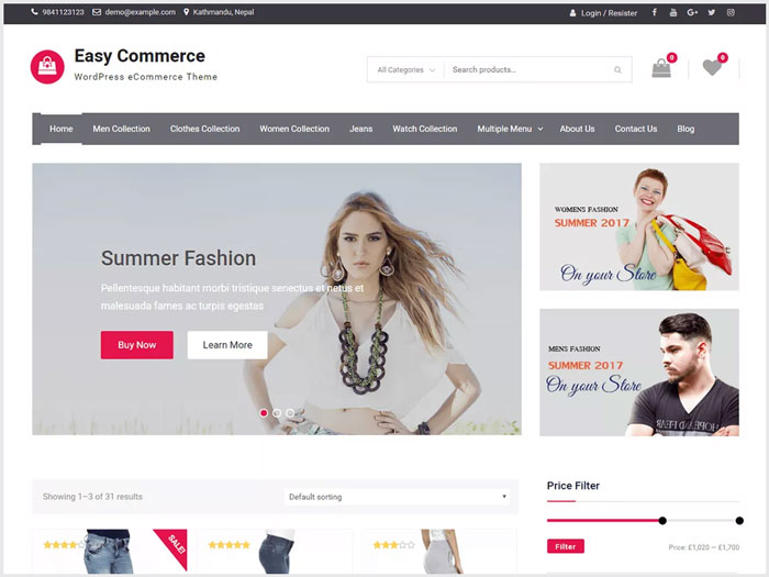 Easy-Commerce-A-Clean-and-Well-Designed-eCommerce-WordPress-theme