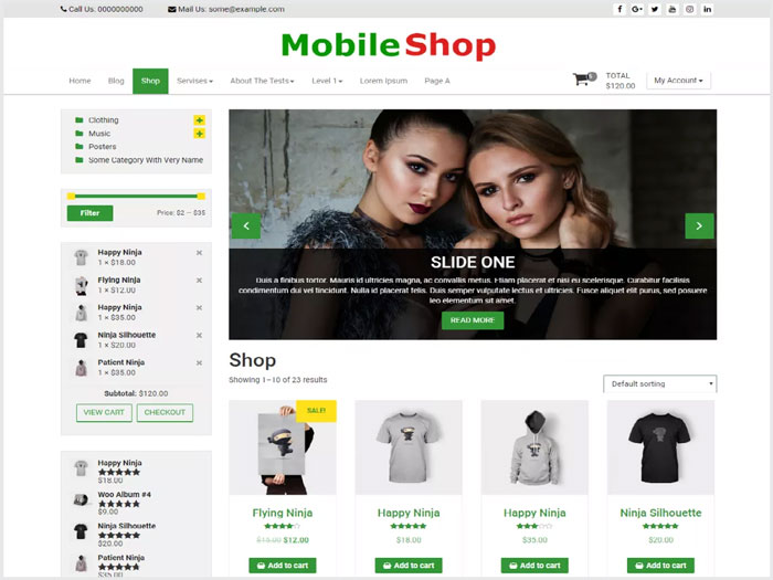 Mobile-Shop-WordPress-theme-for-online-stores