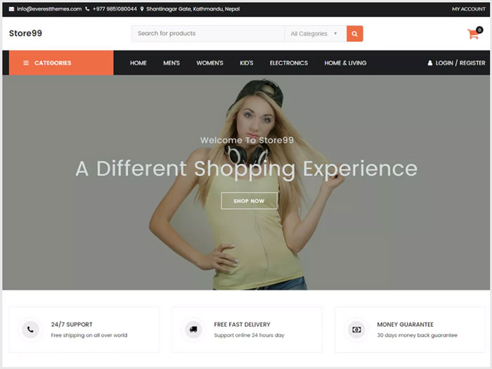 Store99-A-Modern,-Responsive-&-Powerful-WordPress-theme-For-eCommerce-Websites