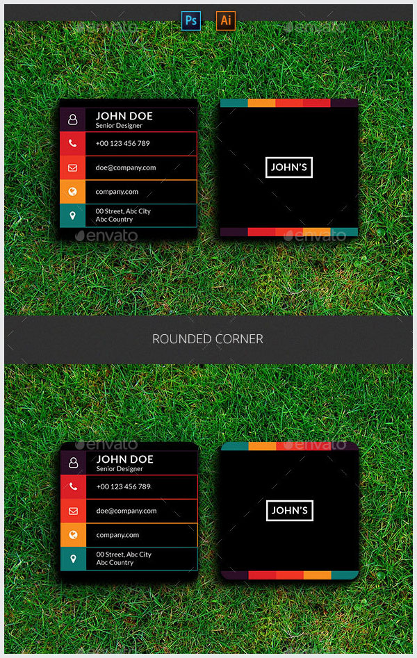Colorful-Square-Business-Card-For-Designers