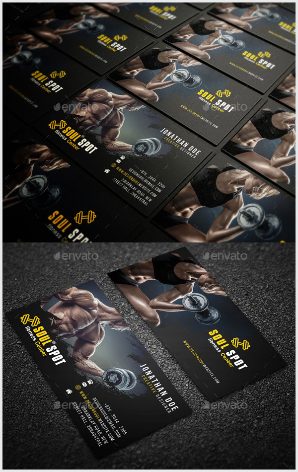 Fitness-Business-Card-For-Creative-Designers