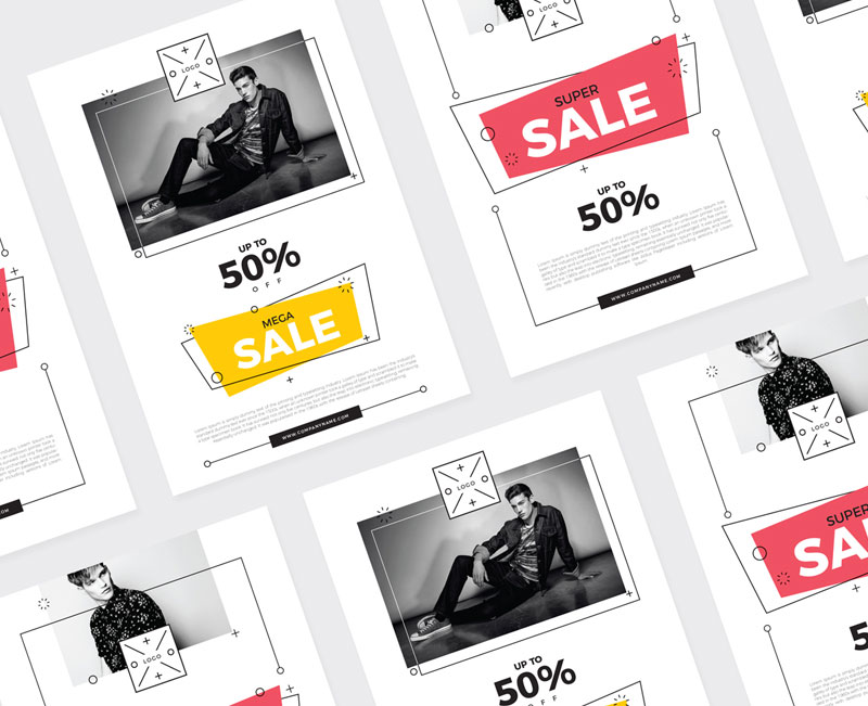 Free-Fashion-Sales-Flyer-Templates