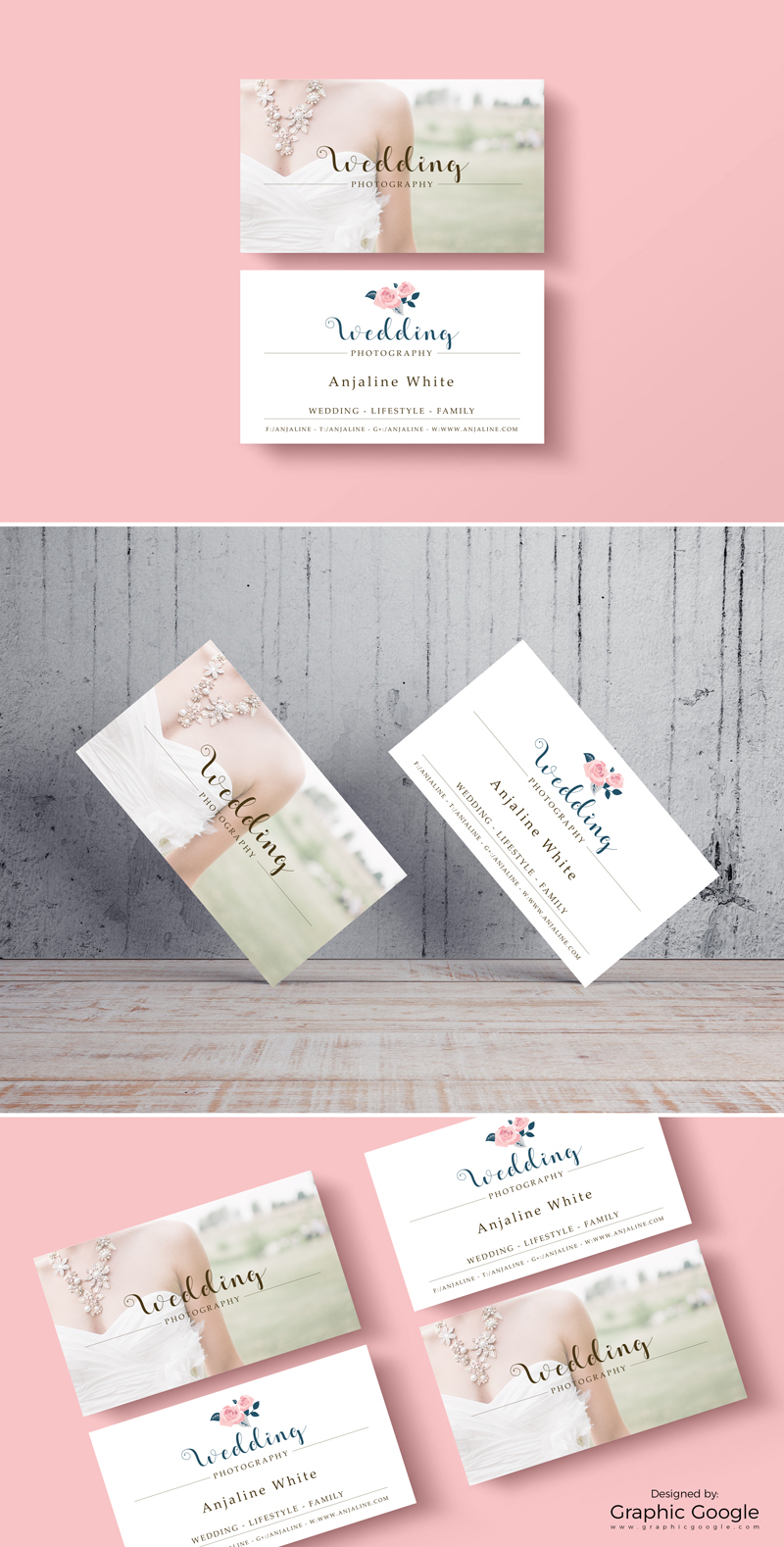 Free-Wedding-Photography-Business-Card-Template