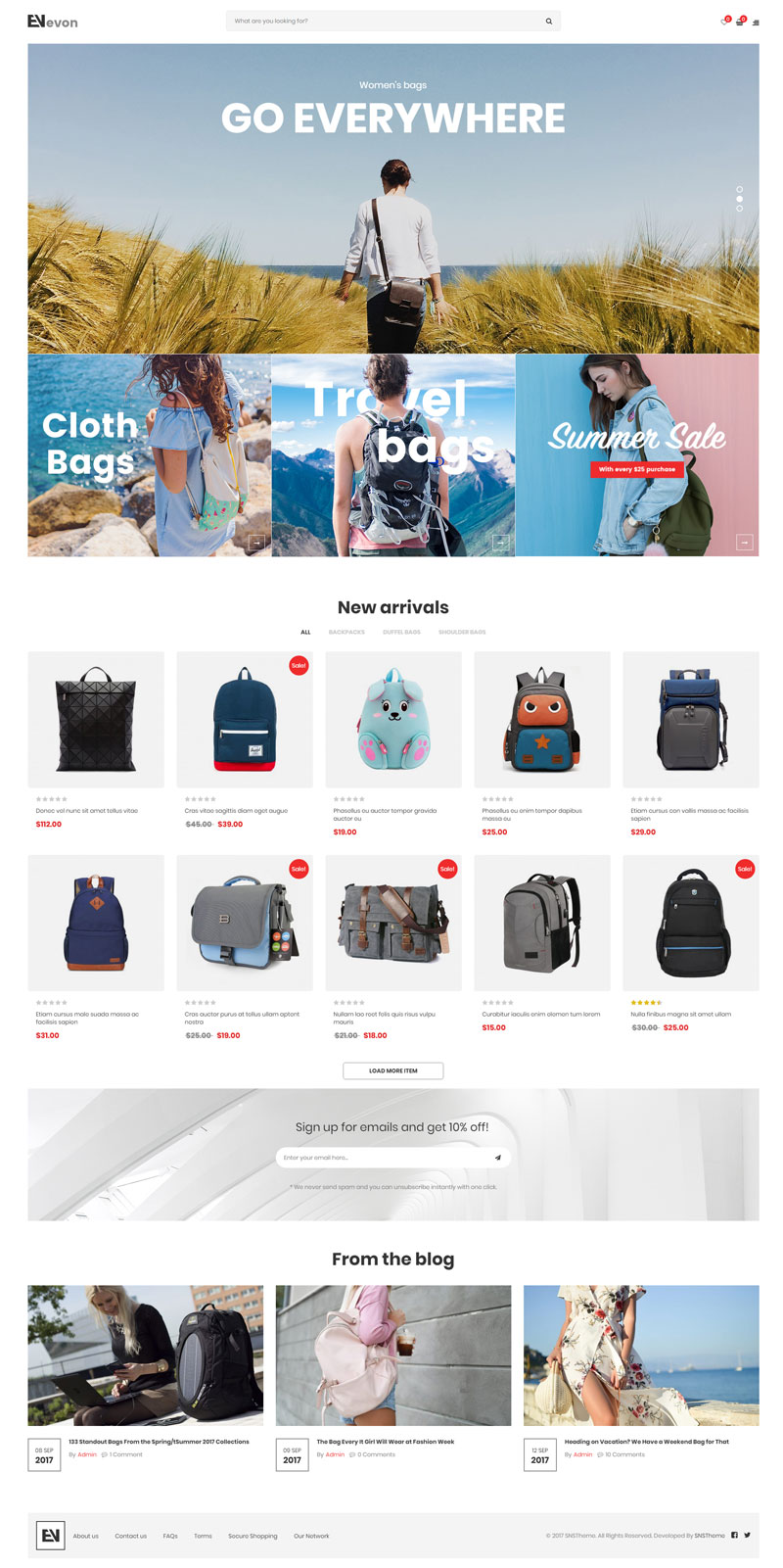 Evon-Bag-Store-WooCommerce-WordPress-Theme