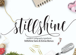 29 Glorious Handwritten Fonts of 2018 For Creative Designers