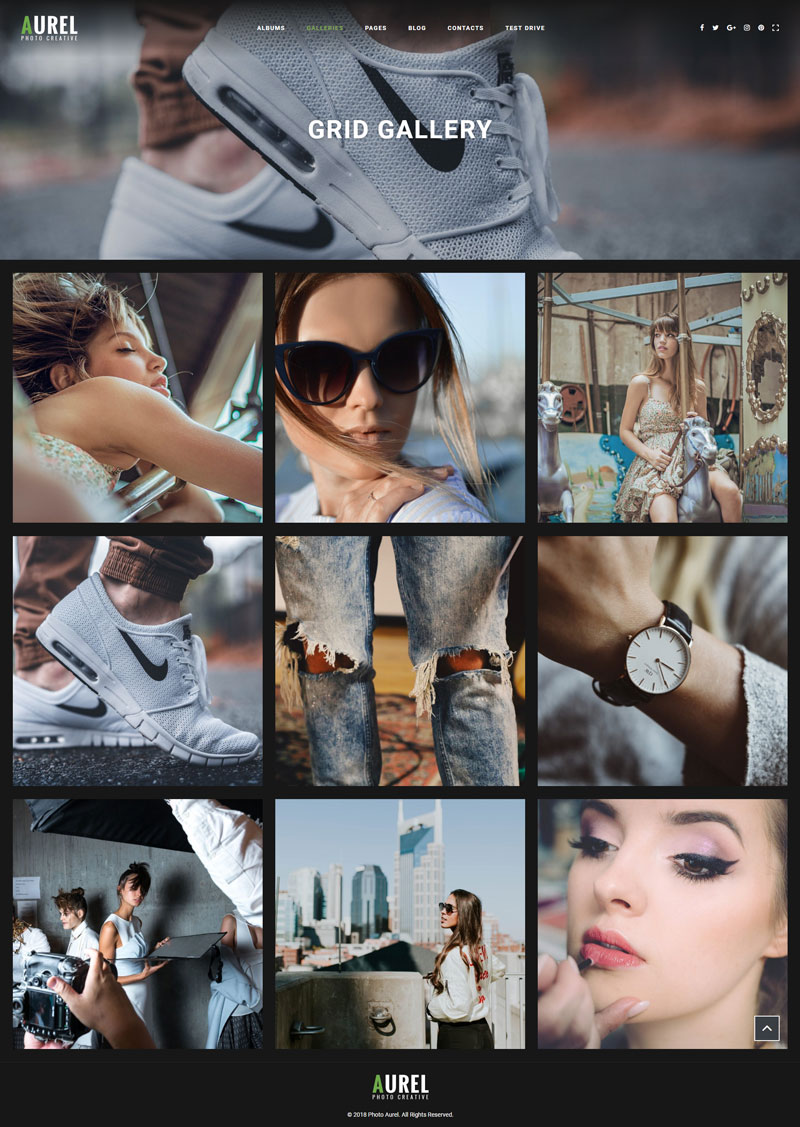 Aurel-Photography-WordPress-Photography-Theme-2018