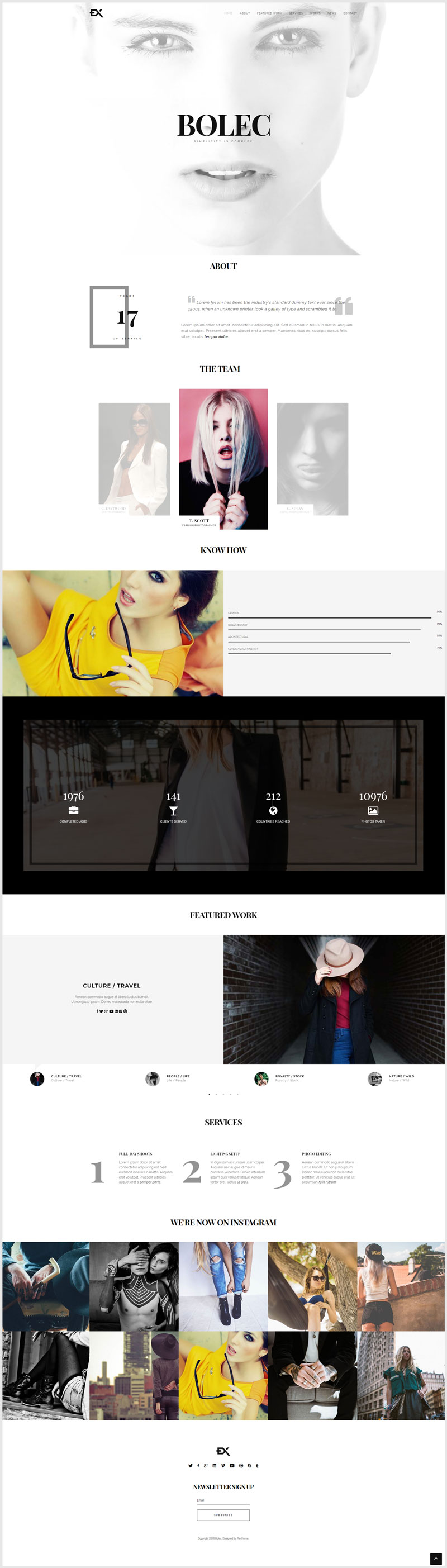 Bolec-Photography-&-Portfolio-WordPress-Theme