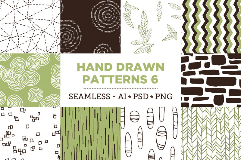 Creative-Colorful-Hand-Drawn-Seamless-Patterns-2018-15