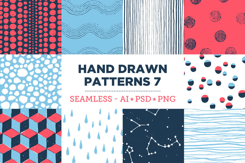 Creative-Colorful-Hand-Drawn-Seamless-Patterns-2018-18