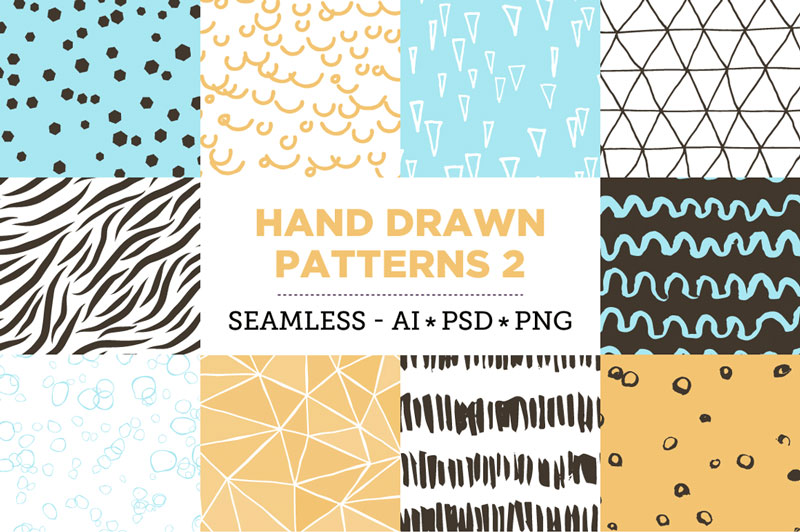 Creative-Colorful-Hand-Drawn-Seamless-Patterns-2018-4