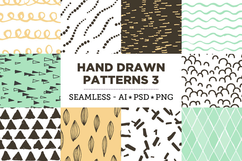 Creative-Colorful-Hand-Drawn-Seamless-Patterns-2018-6