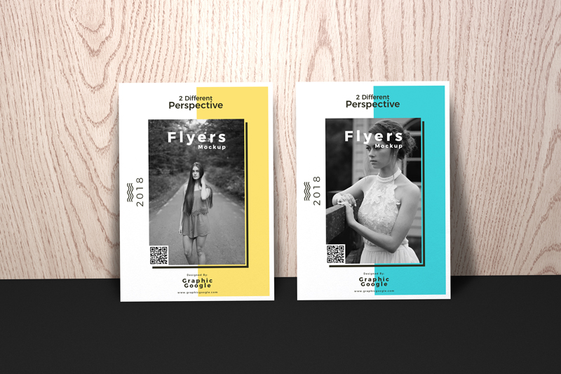 Free-Flyers-Mockup-With-2-Different-Perspective-1